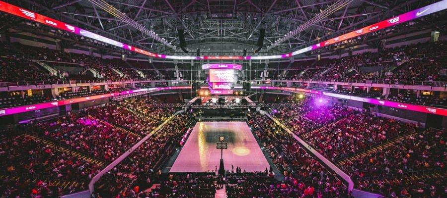 concert stadium performance