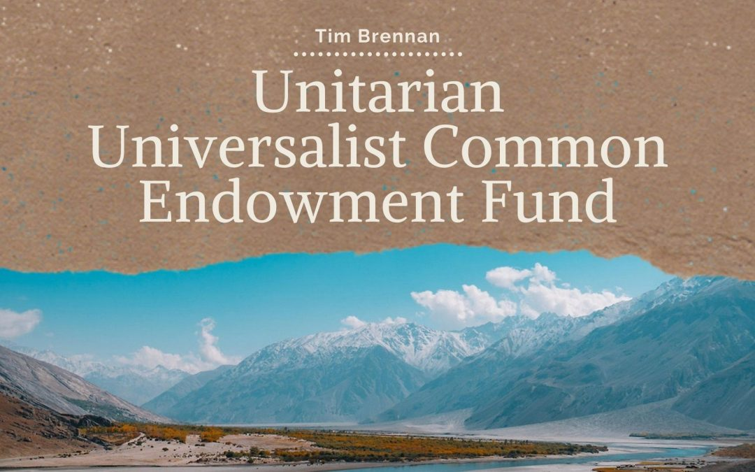 Unitarian Universalist Common Endowment Fund